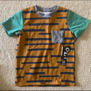 RAGS Striped T-Shirt